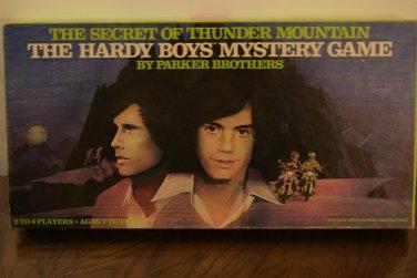 The Hardy Boys Mystery game