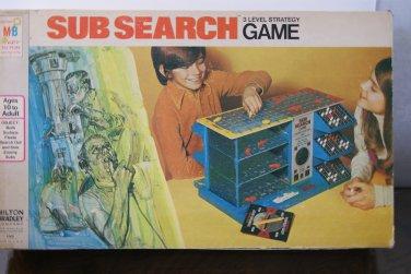 Sub Search game
