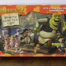 Shrek 2 Twisted fairy tale game