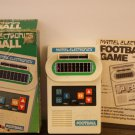 Mattel electronic football