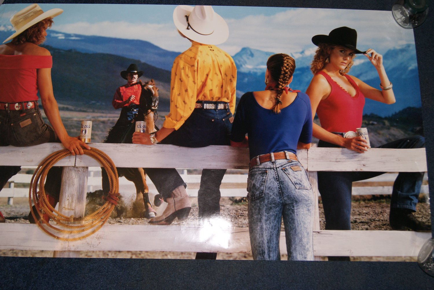 Coors Cowgirls