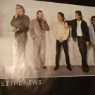 Huey Lewis and the News poster