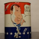 Spiro Agnew wastepaper can