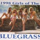 Girls of the Bluegrass calendar 1998