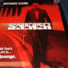 Michael Caine / Shiner movie poster