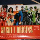 JLA secret Origins poster