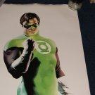 Green Lantern Door poster