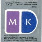 Mary Kay Eye Shadow Duet Sample -Mirage!