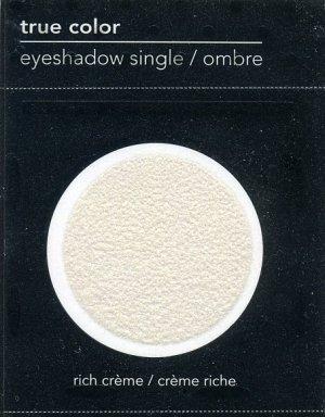 Avon True Color Eye Shadow Sample-Rich Creme