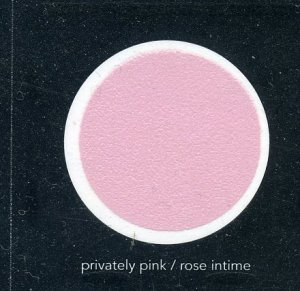 Avon True Color Eye Shadow Sample-Privately Pink E403