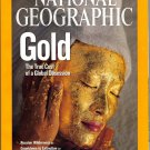 National Geographic January 2009-Gold-the true cost of