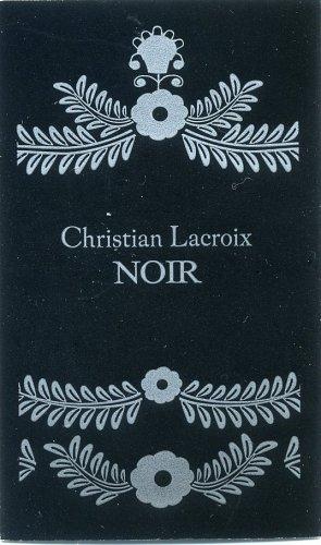 Avon Fragrance Sample- Christian Lacroix~Noir!