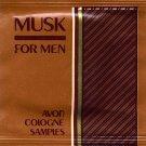 Avon Mens Cologne Sample - Musk For Men!