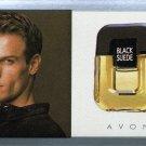 Avon Mens Cologne Sample - Black Suede!