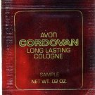 Avon Mens Cologne Sample - Cordovan Long Lasting Cologne!