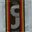 Avon Mens Cologne Sample - CJ!