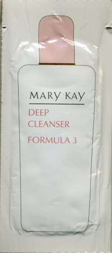 Mary Kay Sample - Deep Cleanser Formula 3