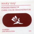 Mary Kay Powder Perfect Cheek Color Sample-Teaberry!