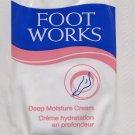 Avon Sample-Foot Works Deep Moisture Cream!