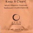 Avon Solutions Sample-Keep It Clean!