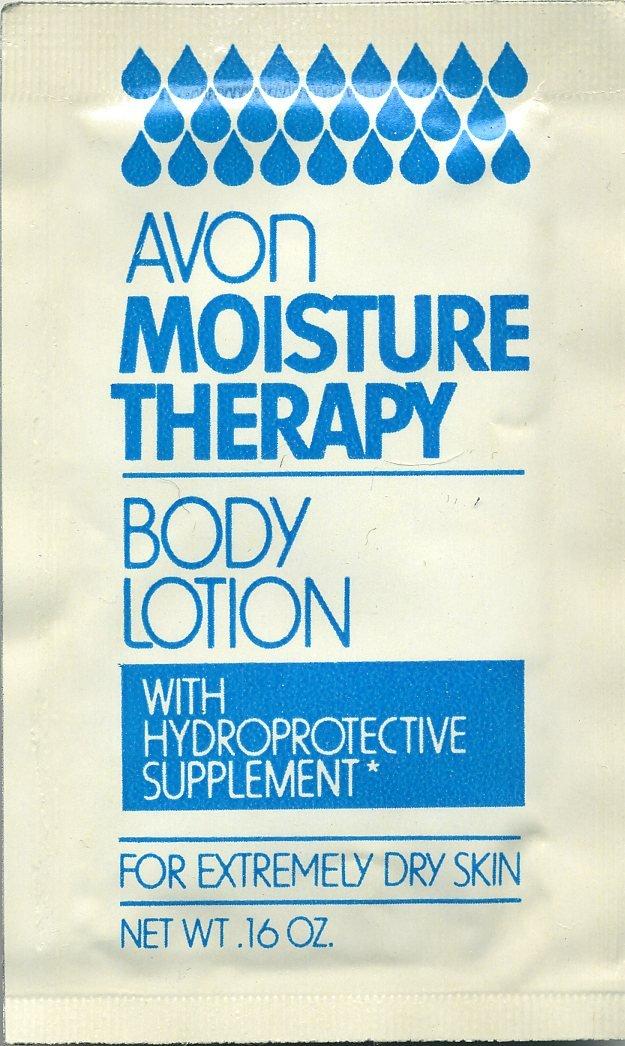 Avon Sample-Moisture Therapy Body Lotion!