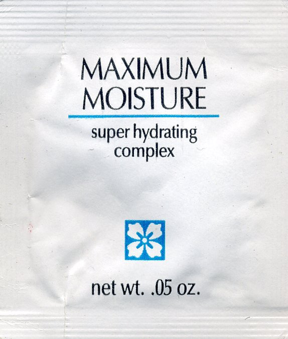 Avon Maximum Moisture Super Hydrating Complex Sample!