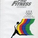 Avon Fragrance Sample- Pro Fitness!