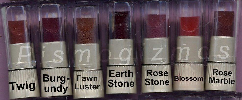 Avon Sample- Beyond Color Triple Benefit Lipstick SPF 12-Twig!
