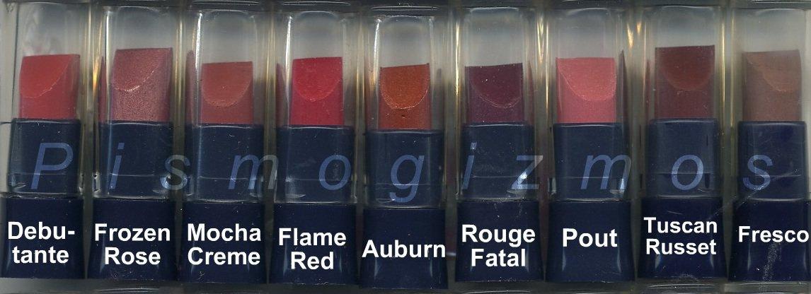 Avon Ultra Color Rich Renewable Lipstick Sample-Frozen Rose!