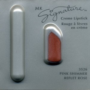 Mary Kay Signature Creme Lipstick Sample-Pink Shimmer!