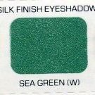 Avon Sea Green Silk Finish Eyeshadow Sample
