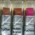 Avon Molten Bronze Becoming Liphoria Lipstick Sample