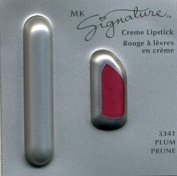 Mary Kay Plum Signature Creme Lipstick Sample