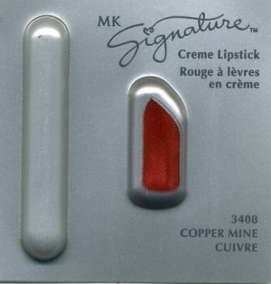 Mary Kay Copper Mine Signature Creme Lipstick Sample