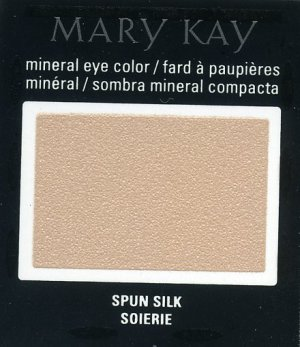 Mary Kay Spun Silk Mineral Eye Shadow Sample