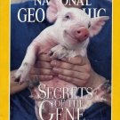 National Geographic October 1999- Secrets of the Gene