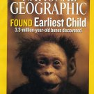 National Geographic November 2006-Earliest Child Found