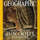 National Geographic Novemeber 2003-Gaurdian of the Sun God's Treasure