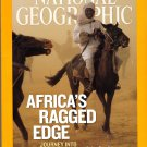National Geographic April 2008-Africa's Ragged Edge