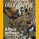 National Geographic July 1996-A Place For Parks