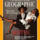 National Geographic June 1990- Austin