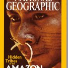Geographic August 2003 -Hidden Tribes Of The Amazon