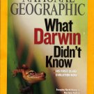 NATIONAL GEOGRAPHIC February 2009-What Darwin Didn't Want You To Know