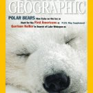 National Geographic December 2000-Polar Bears New Cubs On The Ice