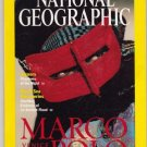 National Geographic May 2001- Marco Polo – Venice to China