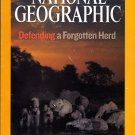 National Geographic March 2007-Defending The Forgotten Herd