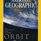 National Geographiic November 1996-Orbit-The Astronauts View of Home