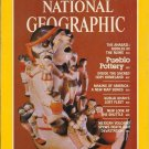 National Geographic November 1982-Making Of America : The South West~ Plus MAP!