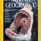 National Geographic April 2000- Inside the Great White