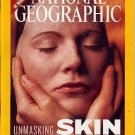 National Geographic November 2002-Unmasking Skin